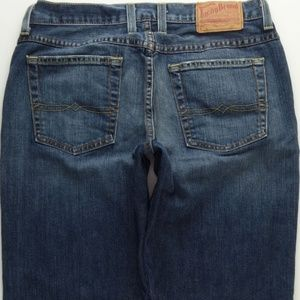 Lucky Brand Easy Rider Jeans Women's 8 Short B353
